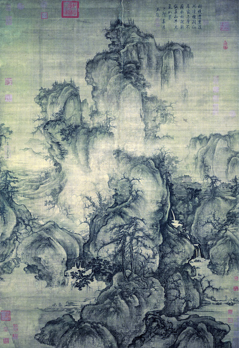 Guo Xi - Early Spring