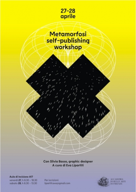 Metamorfosi, self-publishing workshop