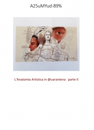 Anatomia artistica in quarantena, seconda parte