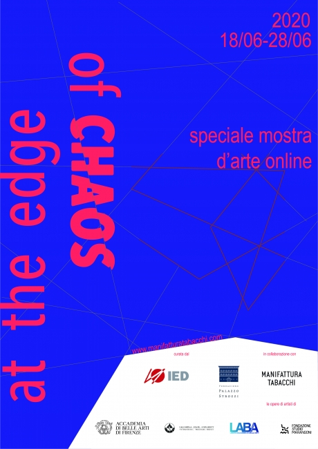"Mostra online ""At the Edge of Chaos"""