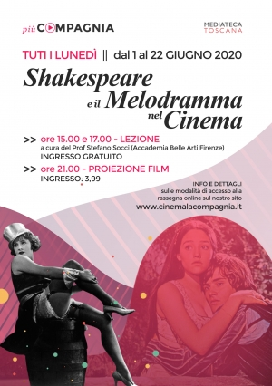 Da Shakespeare al melodramma nel cinema